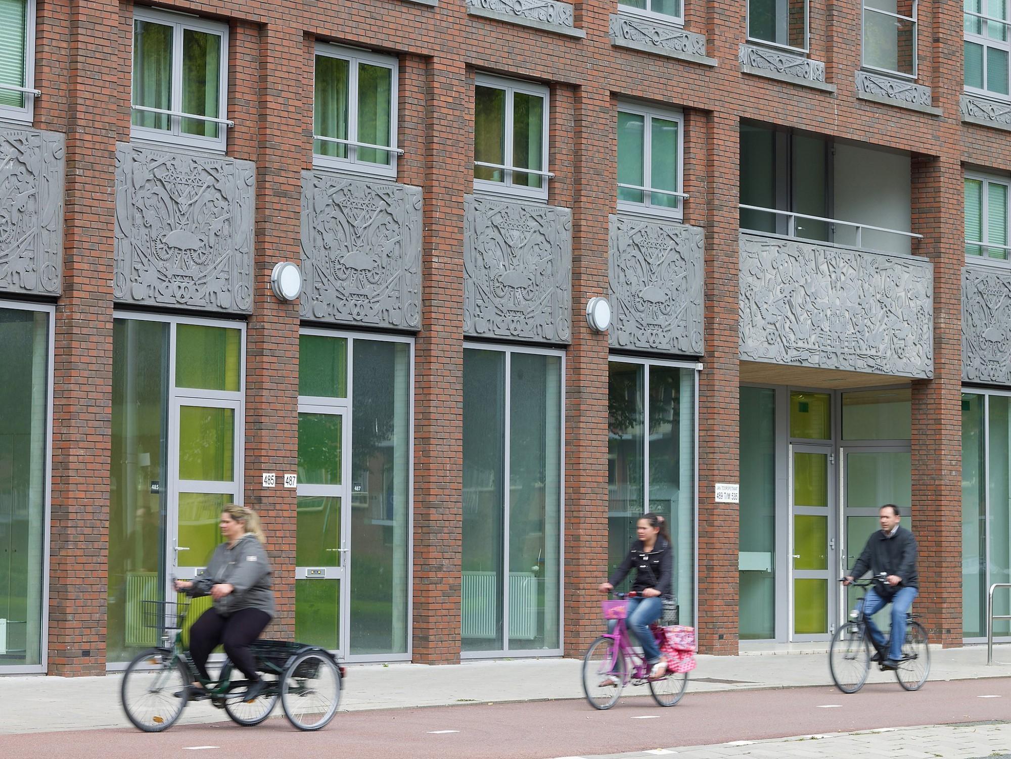 Afbeelding: Product fotografie op locatie, architectonisch sierbeton, Amsterdam NL, fotografie voor SVK.