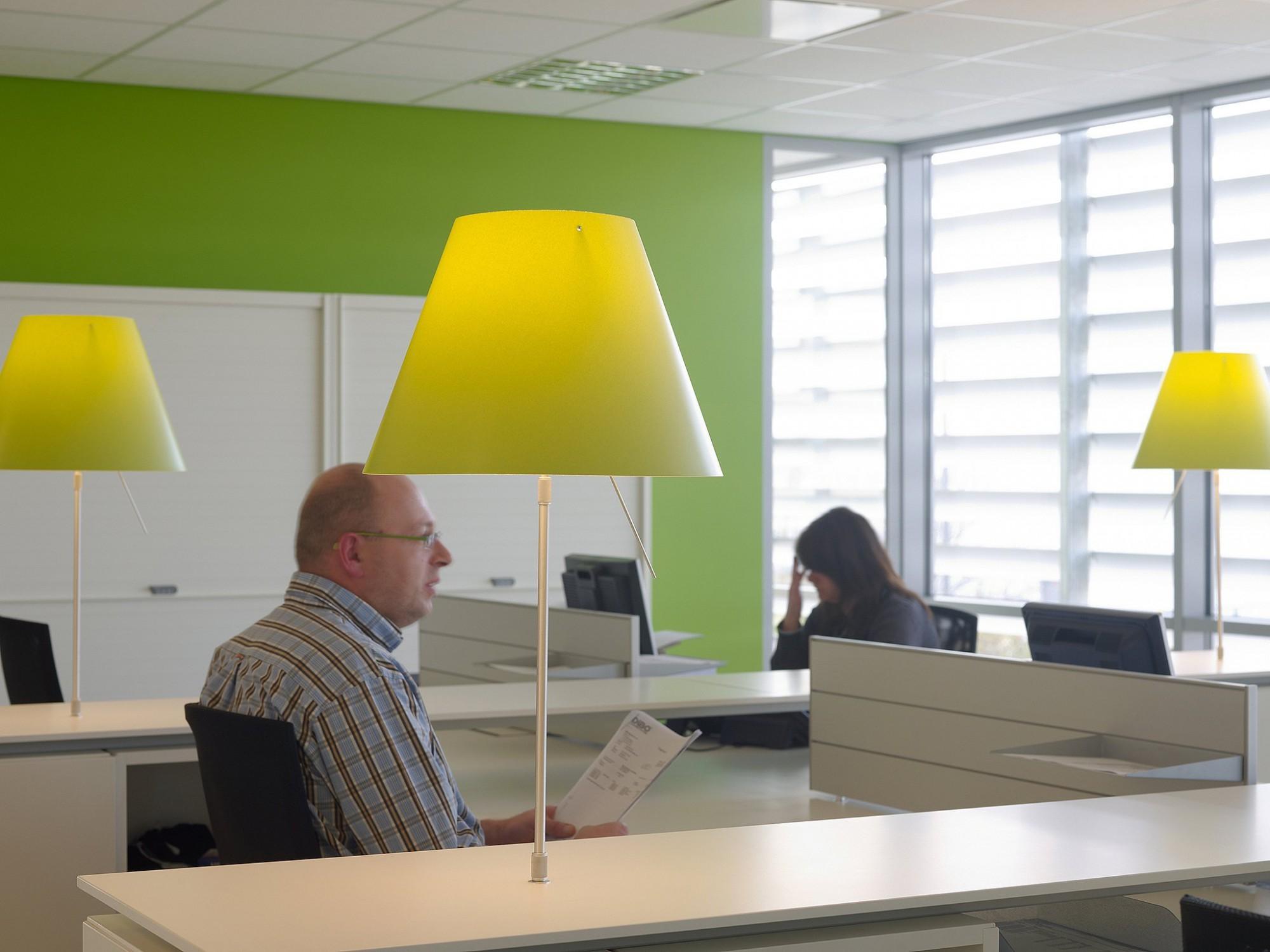 Afbeelding: Interieur fotografie bureau te Wommelgem voor Bolckmans.