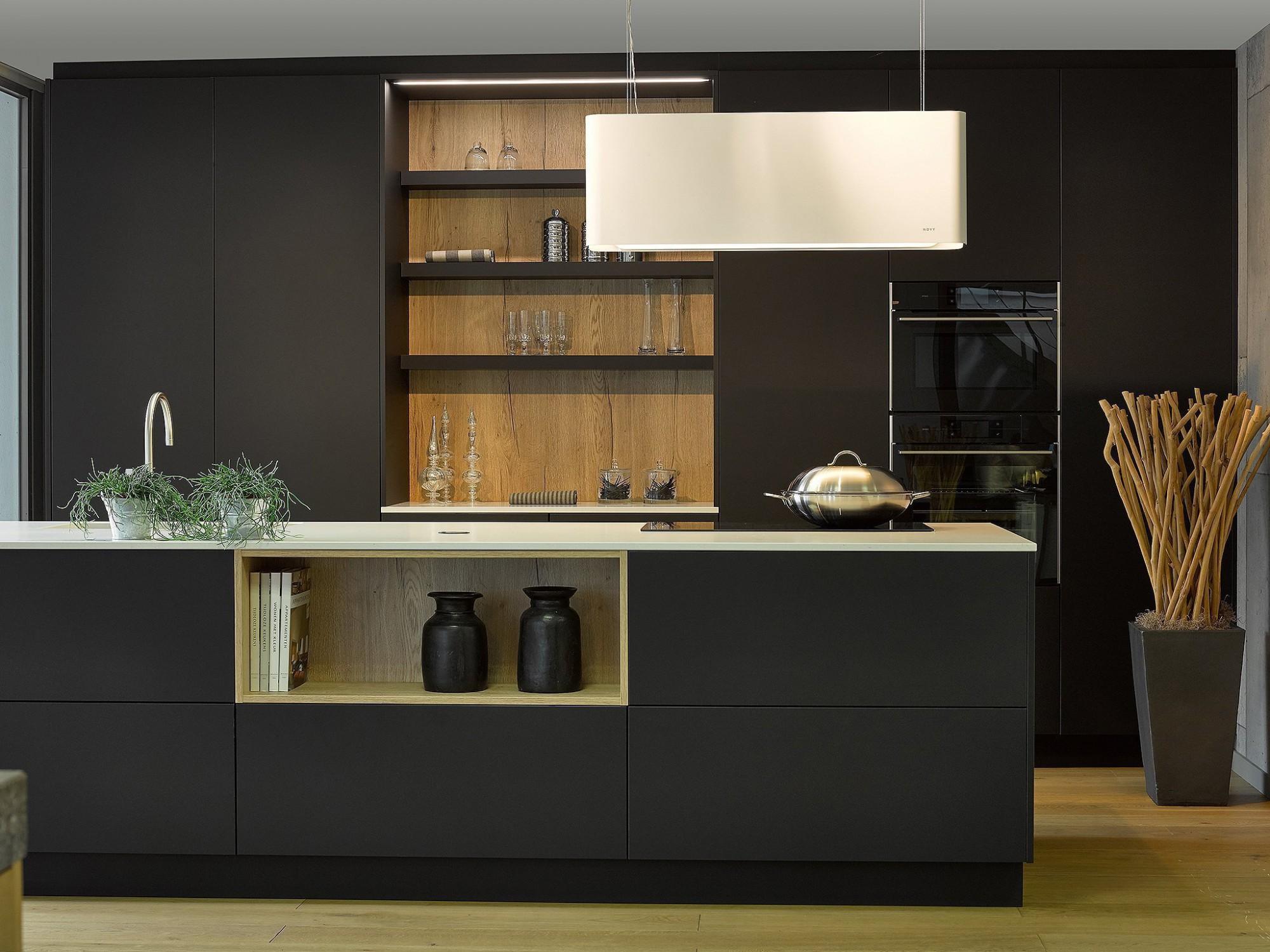 Afbeelding: Fotografie keuken modern toonzaal © Apart keukens.